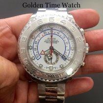 Rolex Yacht-Master II nuevo 2019 Automático Reloj con estuche y documentos originales 116689 WS
