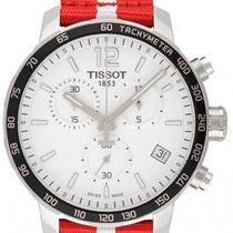 Tissot Steel 42mm Quartz T095.417.17.037.29 new