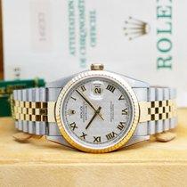 Rolex Ouro/Aço 36mm Automático 16233 usado