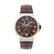 Ulysse Nardin Marine Chronometer Manufacture 1185-126/45 pre-owned