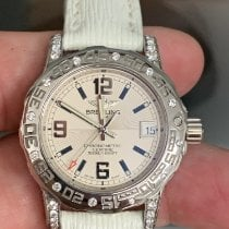 Breitling Colt Lady Staal Zilver