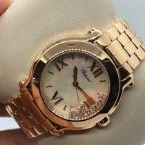 Chopard Happy Sport 277472-5002 Very good Rose gold 36mm Quartz UAE, Abu Dhabi