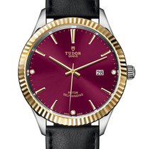 Tudor Gold/Steel 28mm 12113-0026 new