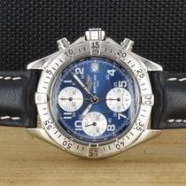 Breitling Colt Chronograph Steel 42mm Blue