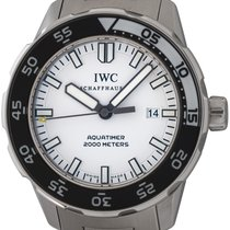 IWC Aquatimer Automatic 2000 Steel 45mm White United States of America, Texas, Austin