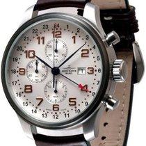 Zeno-Watch Basel OS Retro Chronograph GMT