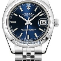 Rolex Datejust Steel 31mm Blue United States of America, New York, Airmont