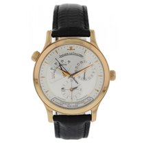 Jaeger-LeCoultre Master Control Geographic 142.2.92 18K Rose Gold