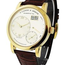 A. Lange & Söhne 101.021 Lange 1 Mens Manual in Yellow Gold -...