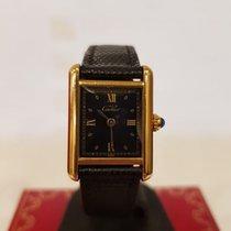 Cartier - Tank Vermeil - 557051 - Women's