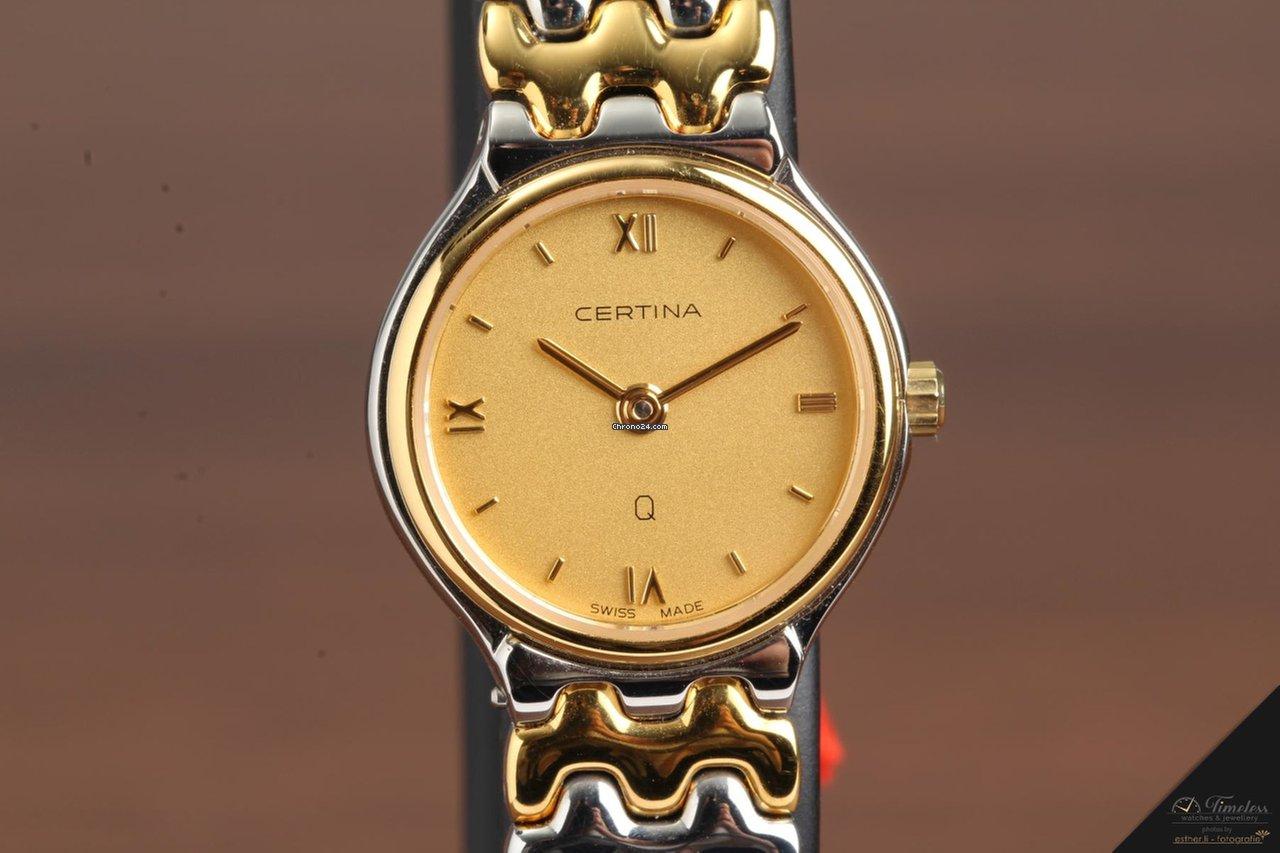 8fbf743cba0 Relógios de senhora Certina - Relógios de senhora 297 Certina na Chrono24