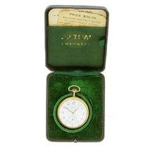 Waltham 14k Gold American Pocket Watch Colonial Series 1420...