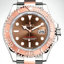 Rolex Yacht-Master Brown Pink Gold 40mm Full Set B+P