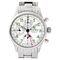 Ernst Benz Chronograph 40mm Automatic 2017 new White