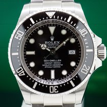 Rolex 126660 Sea Dweller Deep Sea NEW 2018 MODEL (29756)