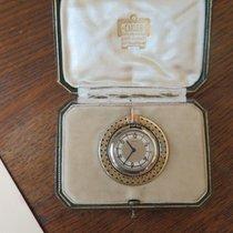Cartier Часы подержанные 1940 Золото/Cталь 41mm Механические Часы с оригинальной коробкой