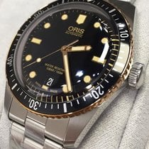 Oris Divers Sixty Five 01 733 7707 4354-07 8 20 18 new