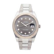 Rolex Datejust II Steel 41mm No numerals United States of America, Pennsylvania, Bala Cynwyd