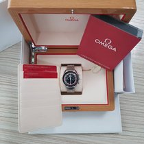 Omega 311.30.42.30.01.004 Aço 2019 Speedmaster Professional Moonwatch 42mm novo