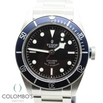 Tudor Black Bay Acero 41mm Negro Sin cifras España, Granollers, colomboswatches.com