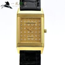 Jaeger-LeCoultre Reverso Classique Yellow gold 39mm Champagne United States of America, California, Los Angeles