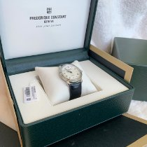 Frederique Constant Classics Automatic Staal 40mm Zilver Romeins