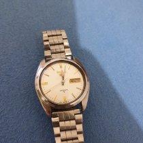 Seiko Parts/Accessories Men's watch/Unisex pre-owned Steel Steel 5