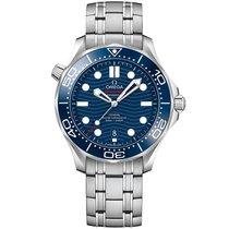 Omega Seamaster Diver 300 M 210.30.42.20.03.001 2019 neu