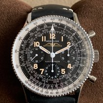 Breitling Steel 41mm Manual winding AB0910371B1X1 new