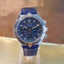 Breitling Callisto Gold/Steel 36mm Blue