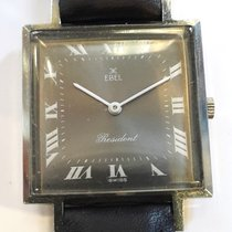 Ebel pre-owned Manual winding 28mm Grey