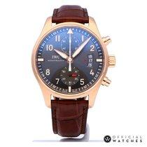 IWC Pilot Spitfire Chronograph IW387803 2016