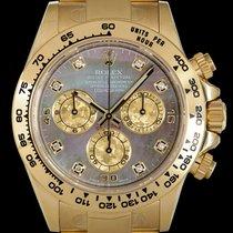 Rolex Daytona Or jaune 40mm Nacre