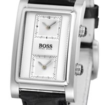 Hugo Boss Steel 44mm Quartz 1512191 new