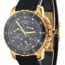 Certina DS First Lady Ceramic - Chronograph DS first