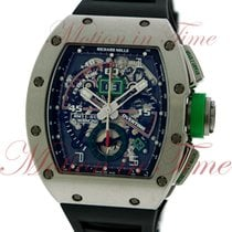 Richard Mille Titanium 50mm Automatic RM011-01 pre-owned United States of America, New York, New York