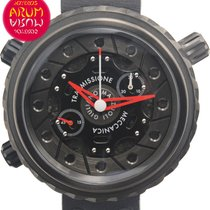 Giuliano Mazzuoli pre-owned Automatic 45mm Black Sapphire crystal 3 ATM