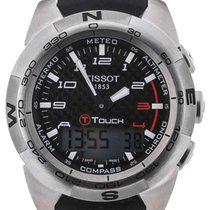 Tissot T-Touch Expert Rubber Black Dial