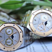 Audemars Piguet Royal Oak Day-Date Gold/Steel