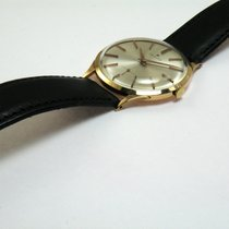 Zenith Rose gold Manual winding Gold No numerals 35mm pre-owned