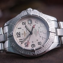 Breitling Colt  GMT Automatic Steel