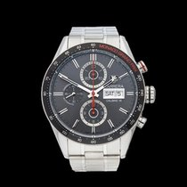 TAG Heuer Carrera Monaco GP Chronograph Stainless Steel Gents...