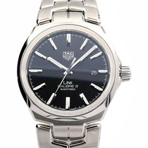 TAG Heuer Link 41 Automatic Black Dial