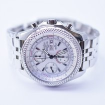 Breitling Bentley GT Day-Date 44.8mm Chronograph Stainless...