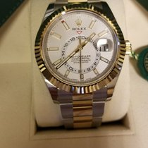 Rolex Sky-Dweller Steel 42mm Steel and Yellow Gold