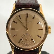 Patek Philippe Oro amarillo Cuerda manual 32mm usados Calatrava