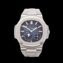 Patek Philippe Nautilus 18k Yellow Gold Gents 5712/1A-001 -...