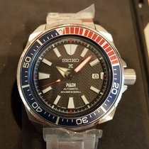 Seiko Steel Automatic SRPB99K1 pre-owned