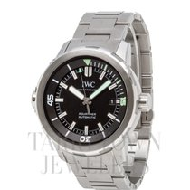 IWC Aquatimer Automatic Steel 42mm Black United States of America, New York, Hartsdale