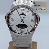 荣汉斯  41,3mm 石英 全新 Milano 银色